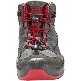 Lowa Robin GTX QC Shoes Junior anthracite/red